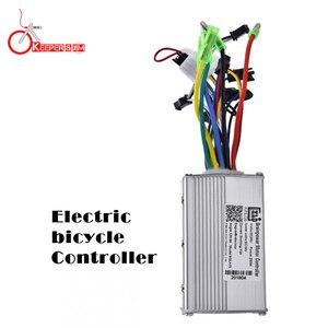 48В Ebike контроллер для электрического велосипеда двойной режим бесщеточный литиевый аккумулятор Электрический велосипед Скутер