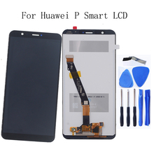 5.65-inch Original LCD display For Huawei P Smart LCD+touch screen digitizer assembly for LX1 L21 L22 Phone Parts