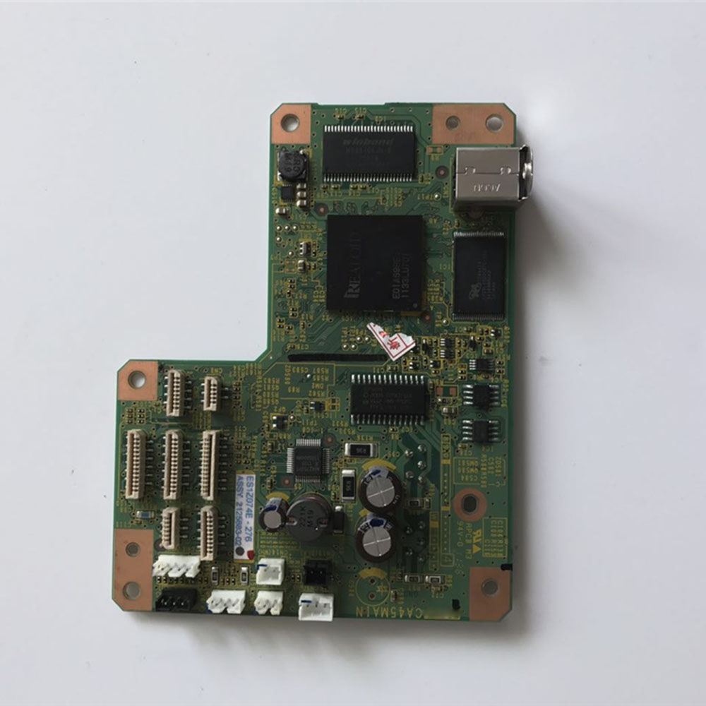 Original Main Board Motherboard For Eposn R290 Interface Board original c670 c675 motherboard h000033480 bs r tk r main board 08na 0na1j00 50% off shipping 100% test 45 days warranty