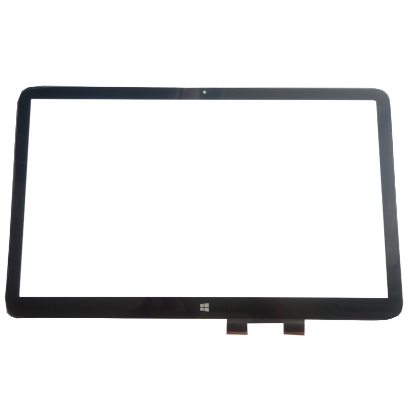 New Laptop Touch Screen LCD Digitizer For HP ENVY X360 15-U010DX schwarzkopf professional масло марулы для тонких и нормальных волос oil ultime marula finishing oil 100 мл