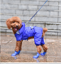 Waterproof Rain Boots Pet Supplies Shoes Non-slip Silicone Fashion Cute Puppy Exquisite