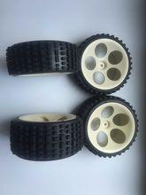 Rc Car 1/5  1/6 FG marder baja monster stadium wheels and tires( 4pcs/set)