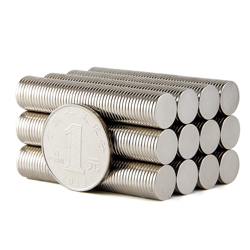 100 шт. диаметр. 10×1 мм диск редкоземельные 10*1 магнит N50 сильные магниты Круглый