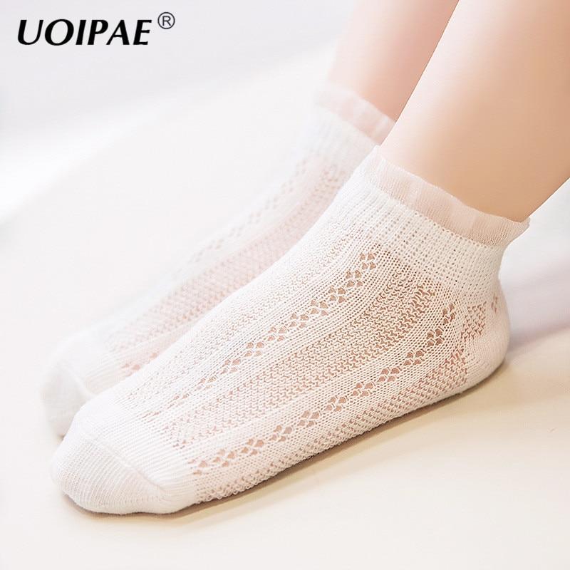 Socken, Strumpfhosen & Leggings Heißer Neugeborenen Baby Mädchen Kinder Weichen Prinzessin Bowknot Socke Spitze Rüschen Rüschen Socken 0-6y