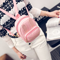 Women Leather Backpacks Rabbit Ears Cartoon Fashion Cute Travel Bags for Girls