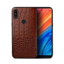 Крокодил текстуры чехол для телефона для Xiaomi mi 6 8 A1 A2 lite mi x 2 S Макс 3 Теплые чехол для Red mi Примечание 5 6 Pro 6a чехол мягкий fundas