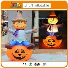 46m height halloween decoration inflatable pumpkin giant inflatable halloween pumpkin for sale inflatable pumpkin cartoon