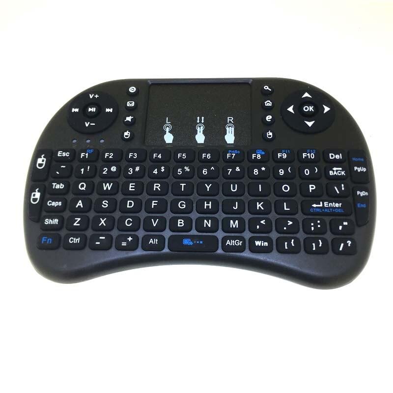 Mini Toetsenbord Touch-control Flying Mouse 2.4G Mini Toetsenbord Draadloze Bluetooth Toetsenbord Gratis Verzending