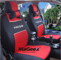 Universal car seat covers for Volvo S60L V40 V60 S60 XC60 XC90 XC60 C70 s80 s40 car accessories car sticker