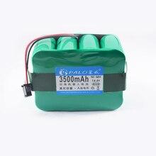 Пало аккумуляторная Запчасти пылесоса Аккумулятор для kv8 или cleanna xr210 серии и xr510 series 14,4 V 3500 mAh роботизированной B