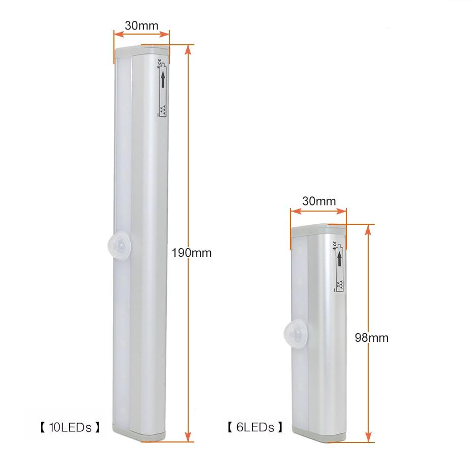 Buy Wireless Motion Sensor Led Under Cabinet Lights