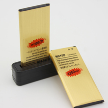 2 X EB-BN915BBCGCH Battery 3000mAh + Rapid charging With Micro USB ports For Samsung Galaxy Note Edge N9150 N915K N915L N915S