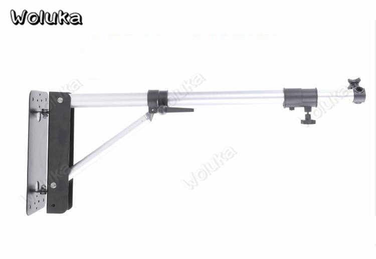 Настенный светильник, настенный горизонтальный кронштейн, держатель для вспышки, аксессуары, студийный фотографический светильник, поддержка WB-1 CD50 T10