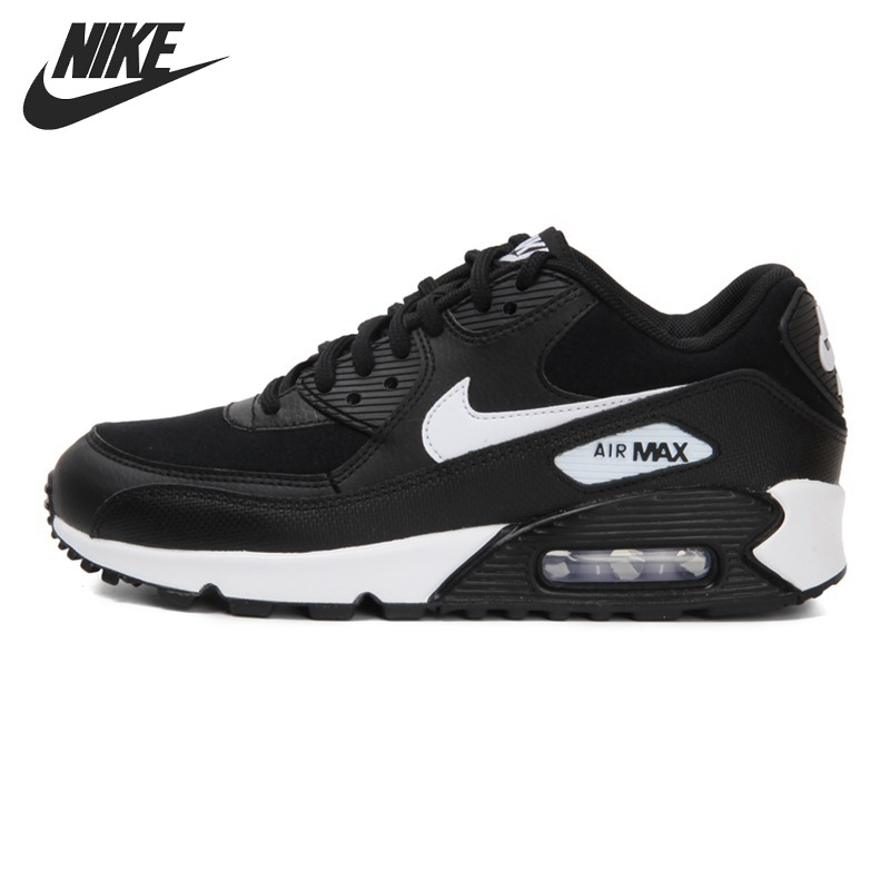Original New Arrival 2018 NIKE WMNS AIR MAX 90 Women's Running Shoes Sneakers nike sportswear кроссовки nike sportswear wmns air max 90 prem