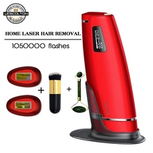 3in1 1050000 pulsed IPL Laser Hair Removal Device Permanent laser Epilator Armpit machine