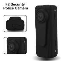 F2 Security Police Camera Security Guard Recorder DVR Body Pocket HD 1080P w/850mAh Battery