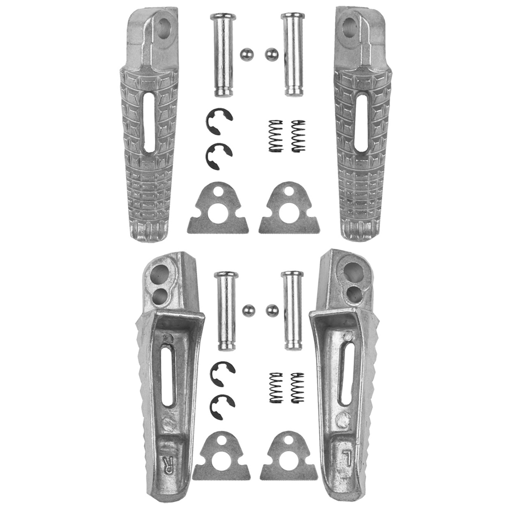 Motorcycle Rear Foot Pegs For Suzuki B KING 2008 2013 2009