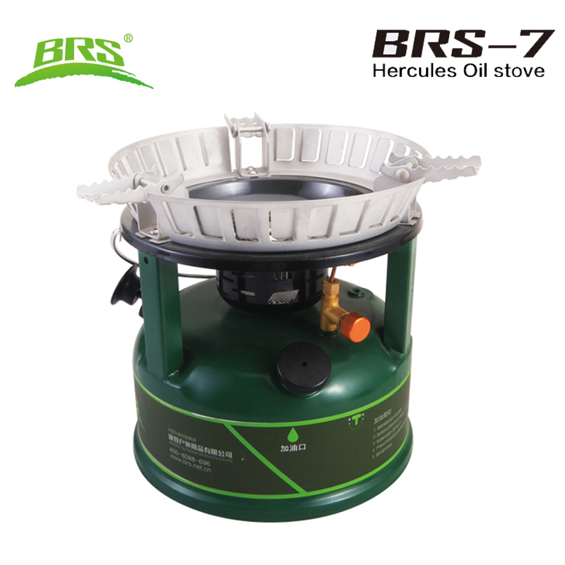 Camping Oil Stove Picnic Super-Power Gasoline Stove Cooking Large Fire Stove Utensil Cookware for Outdoor Sports 5-30 People fire maple outdoor camping stove portable liquid fuel oil gasoline stoves 3500w 760g
