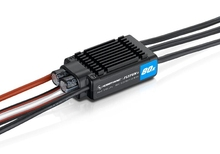 Hobbywing FlyFun V5 60A/80A Speed Controller 3-6S Lipo Brushless ESC with DEO Function for RC Aircraft Quadcopter Drone F20367/8