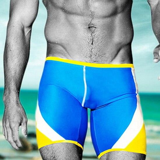 Forceful New Sexy Surf Swim Briefs Men Swimwear Men Shorts Beach Shorts Men Swim Shorts Board Surf Shorts Beach Swimming Trunks Briefs