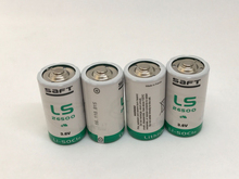 5PCS/LOT New Original SAFT LS26500 C 3.6V 8000MAH Lithium 26500 Battery Non-rechargeable (LS26500) Batteries