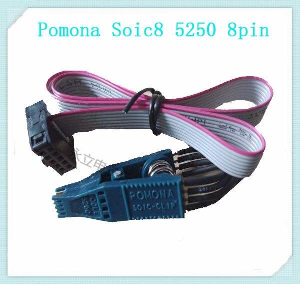 Tacho pomona clip 5250 soic 8 eeprom clip 5250 für tacho 8-pin-kabel für pomana soic 8 clip 5250