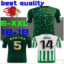 7858d3ee4 2018 2019 Real Betis jersey adult BARTRA JOAQUIN shirt. 2018 2019 New  Leisure Best Quality