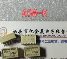 Relé A5W-K 5VDC 10-pin A5W-K A5W-K-5VDC