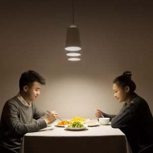 Image 2 - Żarówka LED Yeelight zimna biel 7W 6500K E27 żarówka 220V do lampy sufitowej lampa stołowa Spotlight