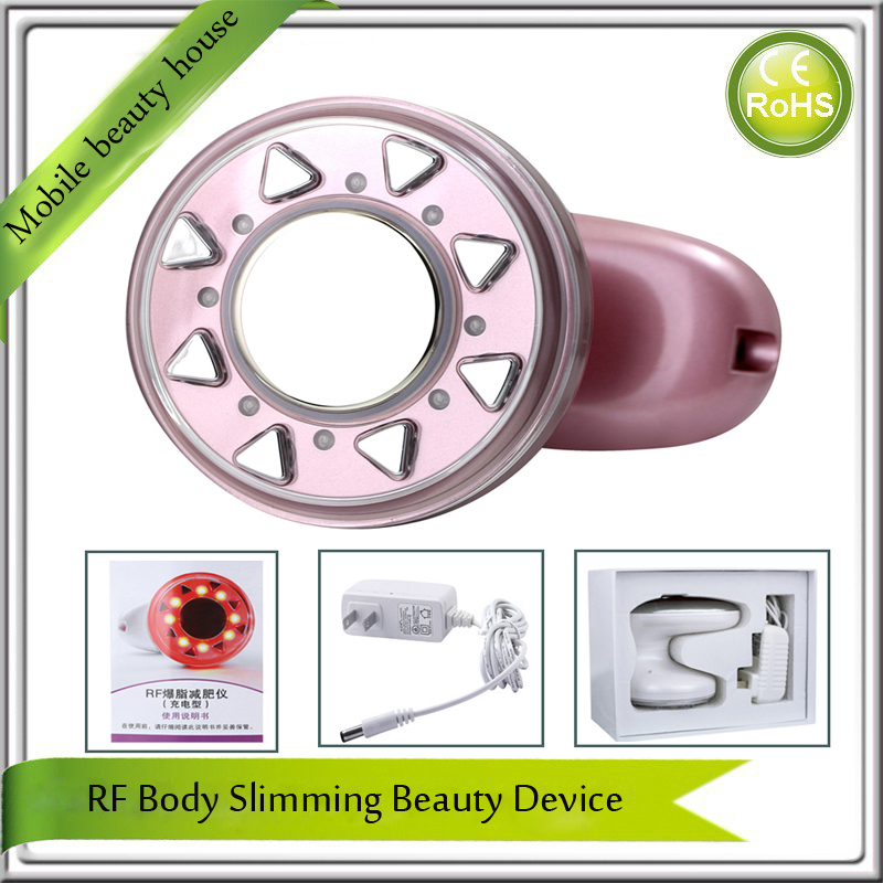RF Radio Frequency Skin Tightening Cellulite Reduction Ultrasonic Cavitation Fat Burning Body Shaping Sculptor SLIMMING Machine 3 in 1 ultrasonic rf cavitation vacuum liposuction cellitule wrinkle fat reduction body sculpting slimming massager machine