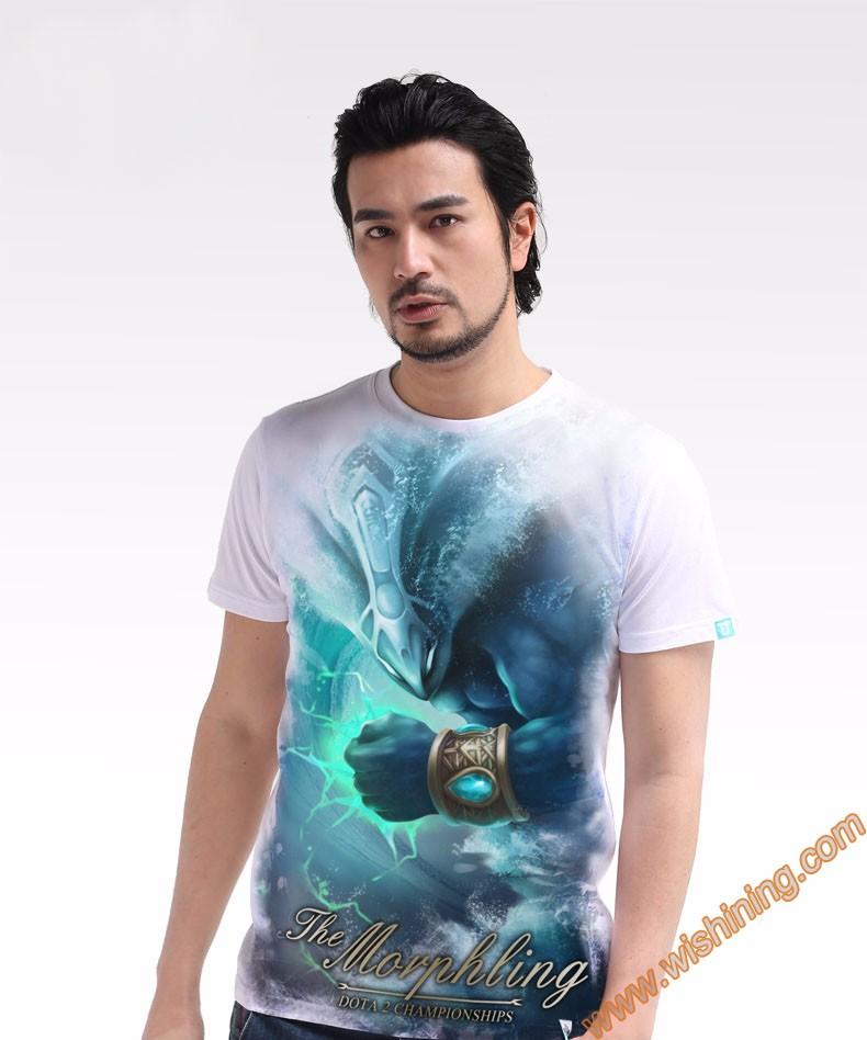 DOTA 2 Morphling t-shirt Tee8602 (2)