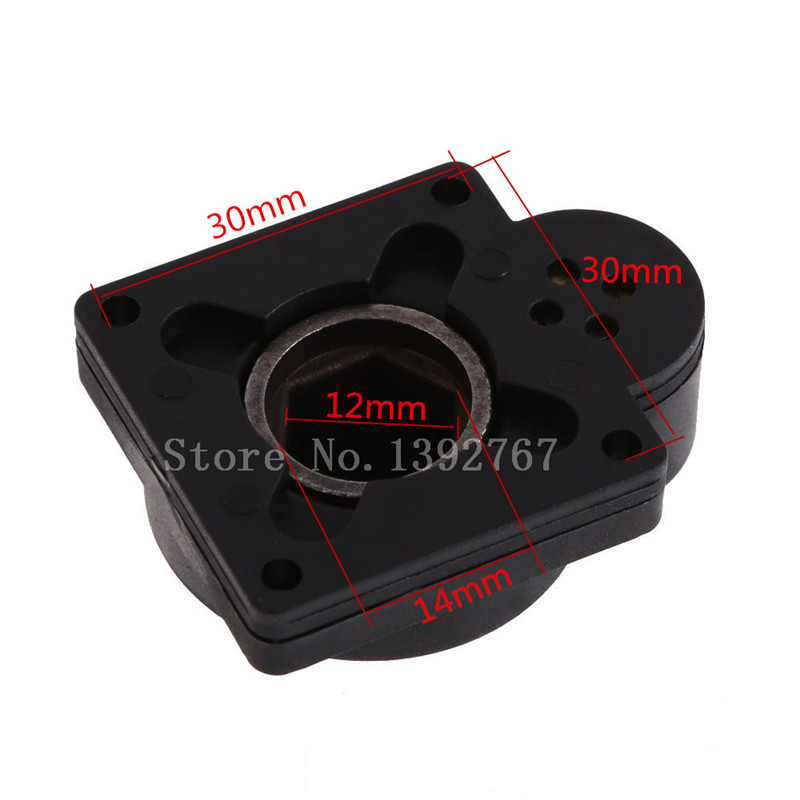 For RC HSP 16 18 21 Nitro Engine 11011 Electric Roto Starter E-Start Backplate