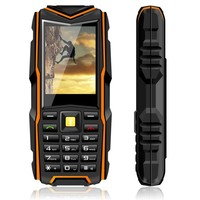 Originale Vkworld Pietra V3 IP67 Impermeabile Shockproof Antipolvere Del Telefono Mobile Banca di Potere A Lungo Standby Outdoor Army 5200 mAh
