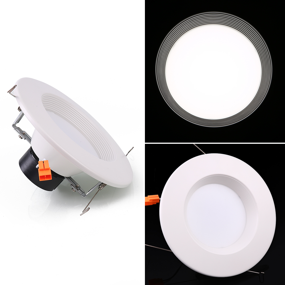 2pcs 2835SMD LED DownLight Light Lamp <font><b>Recessed</b></font> Trim Dimmable Retrofit <font><b>Can</b></font>