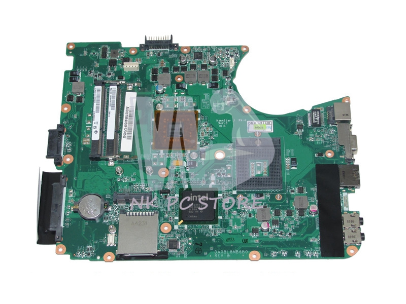 A000078940 DA0BL8MB6B0 Main Board For Toshiba Satellite L655 L650 Laptop motherboard GL40 DDR3 Free CPU v000225070 main board for toshiba satellite c650 c655 laptop motherboard 1310a2355303 gm45 ddr3 free cpu