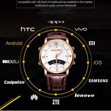 A7 smart watch l18บลูทูธ4.0กันน้ำการตรวจสอบสุขภาพผู้ชายธุรกิจSmartwatchสำหรับAndroidและIOSผู้หญิงนาฬิกาpk z80 k88s