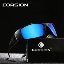 COASION Brand Design Windproof Polarized Sunglasses Men Outdoor Sports Sun Glasses for Goggle Oculos Gafas De Sol CA1145