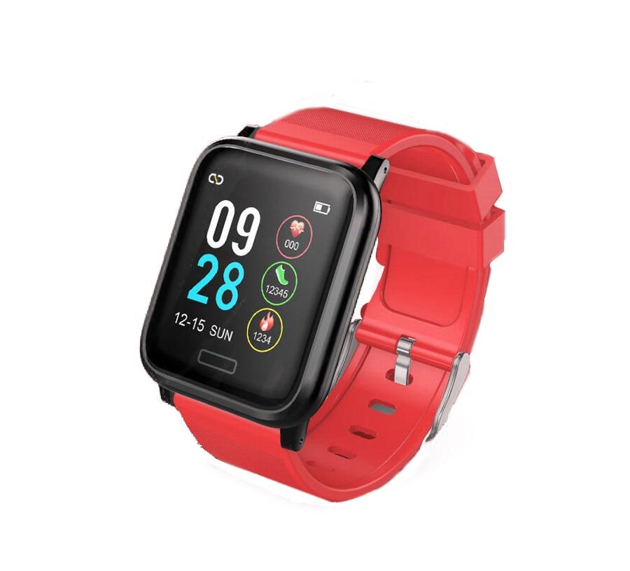 Image 3 - L8star B1 Smart Wristband Bracelet watch Heart Rate Blood Oxygen SMS Reminder Diving Swim Run fitness Sport TrackerSmart Wristbands   -