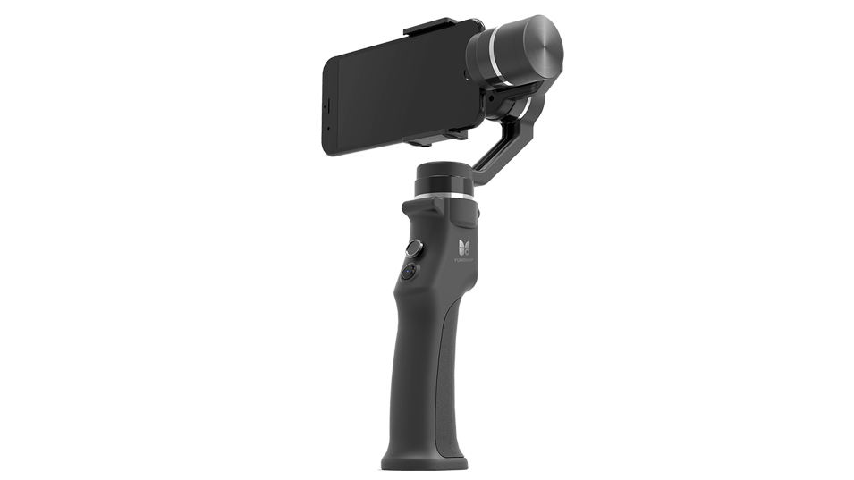 Capture 3-Axis Handheld Gimbal Stabilizer Face tracking Motorized Steadycam for iPhone X Samsung S8 Huawei P Pro 5