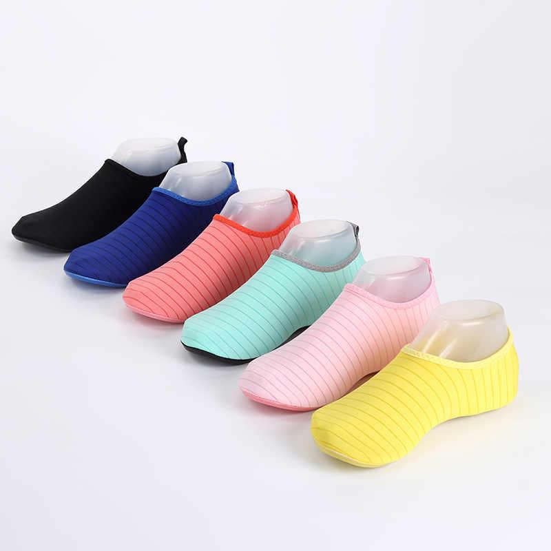 MYLEYON Serin Renk deri ayakkabı Yaz Açık Ayakkabı Kadın erkek ayakkabısı Trekking Memba Yürüyüş Su Hızlı Kuruyan spor Ayakkabı