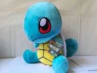 large 30cm anime figure Squirtle plush toy soft doll birthday gift w1797
