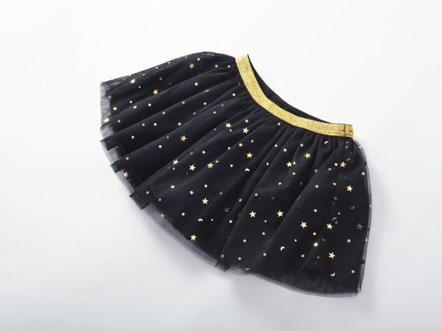 Star Printed Tutu Skirt
