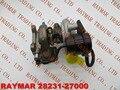 MHI Подлинная турбокомпрессор 49173-02401, 49173-81003 для HYUNDAI D4EA 28231-27000