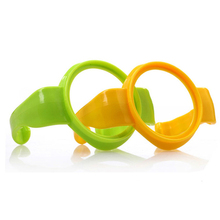 2 Pieces/lot Infant Grip Handle for Avent Natural Wide Mouth PP Glass Plastic Baby Bottle Handle Feeding Bottles Accessories