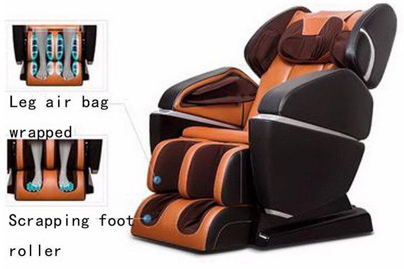 Electric intelligent massage chair/3D mechanical hand massage/Beauty leg equipment/Household massage chair /tb180922/06