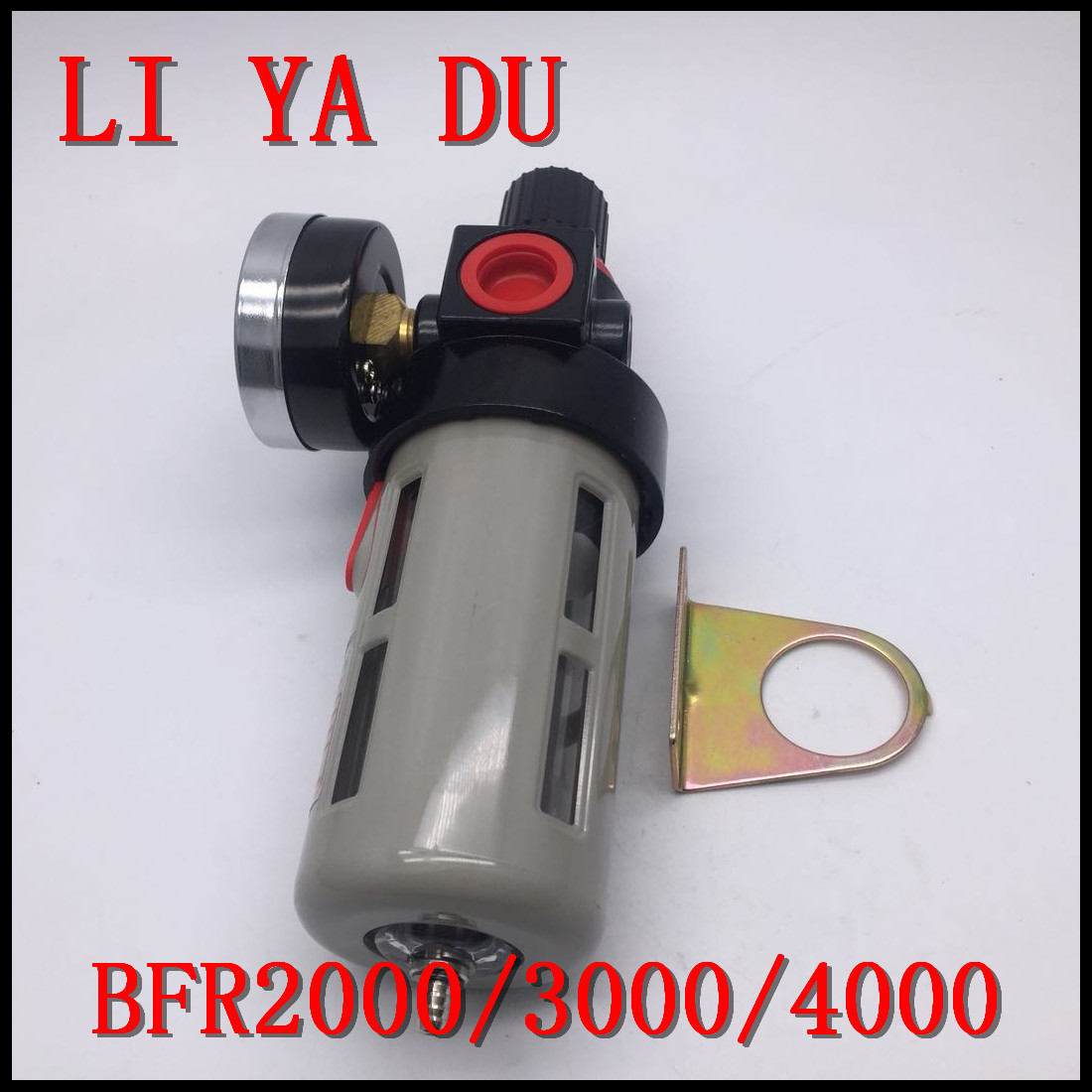 2PCS/LOT BFR2000 <font><b>BFR3000</b></font> BFR4000 Air pump filter pressure reducing valve Oil-water separator BFR-3000 BFR-4000 image