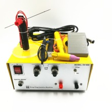 купить 80A Pulse Spot Welding hand - held pulse spot welder welding machine welding machine gold and silver jewelry processing дешево