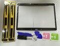 """Новый 10.5 """"дюймовый Коричневый Передний Сенсорный Экран Объектив Внешний Стекло Для Samsung Galaxy Tab S T800 T805 Экран Из Закаленного Стекла Пленка + Инструменты"""