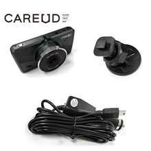 CAREUD RV-890 3.0-inch 1080P VGA Full HD 200m Pixels DVR Car Driving Recorder Loop Record Night Vision Dashcam