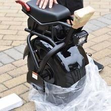 Товар для взрослых колесный умно Балансирующий Одноколесный велосипед, электрический мотоцикл Скутер 60V 1000W с деревянным сиденьем S3